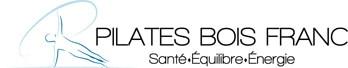 Pilates Bois Franc Logo