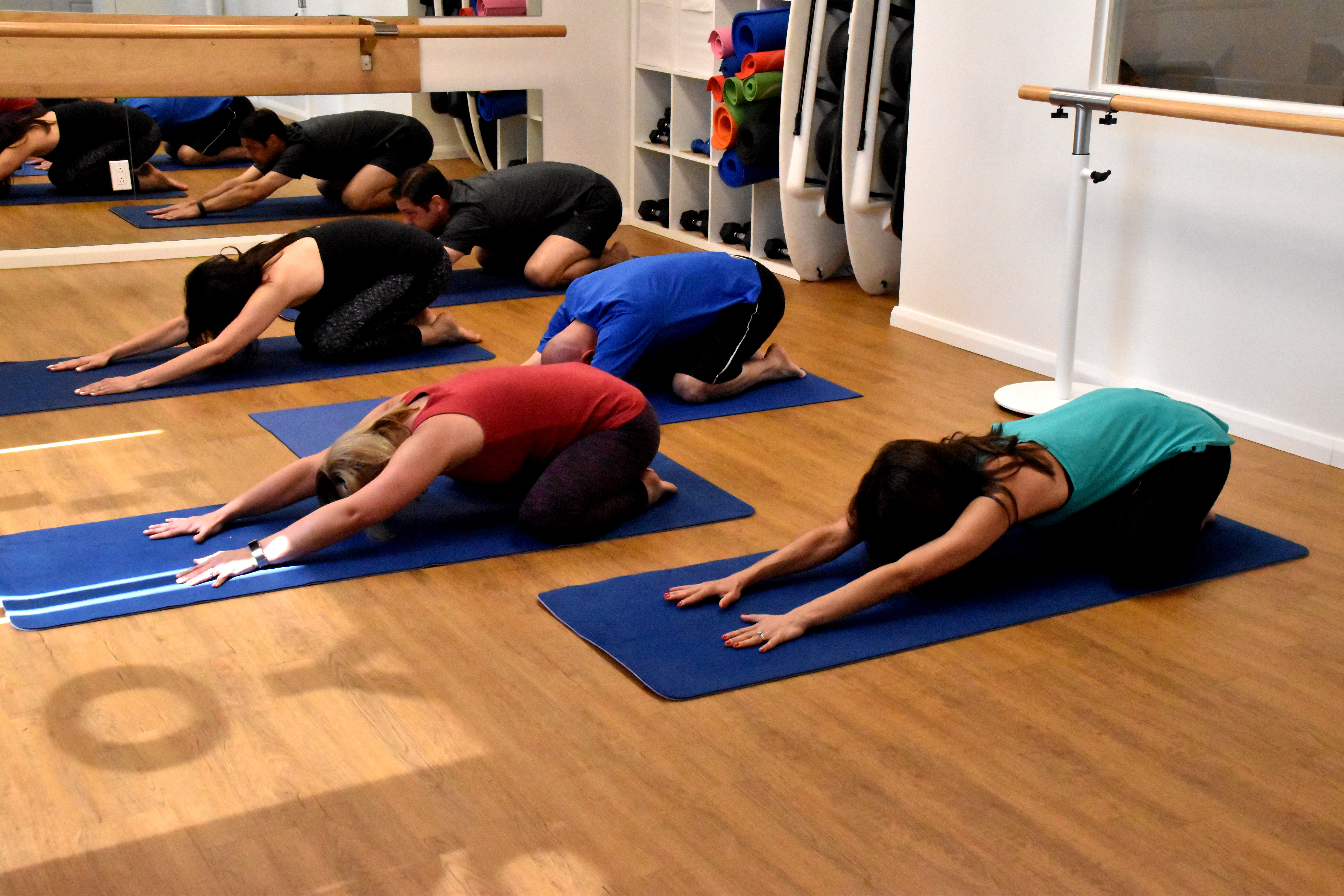 Yoga - Pilates Bois Franc - Ville Saint-Laurent